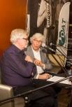 Reinder Koornstra en Arie de Jong