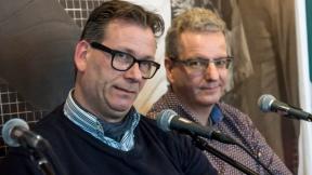 Richard Zijp en Eelco Eskens