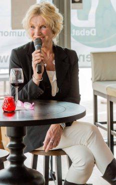 Ina de Jong (gastvrouw)