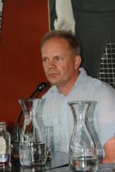 Commissielid Wouter van Kleef (Groen Links)