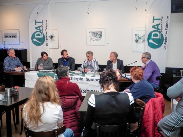 De Alphense Talkshow - 5 januari 2019